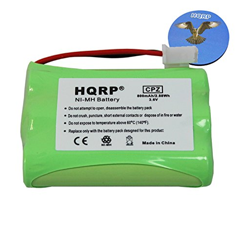 HQRP Battery compatible with Tri-tronics Field 70 (1999-2001), Flyway Special XL, Flyway Special XLS Remote Controlled Dog Training Collar Receiver plus Coaster