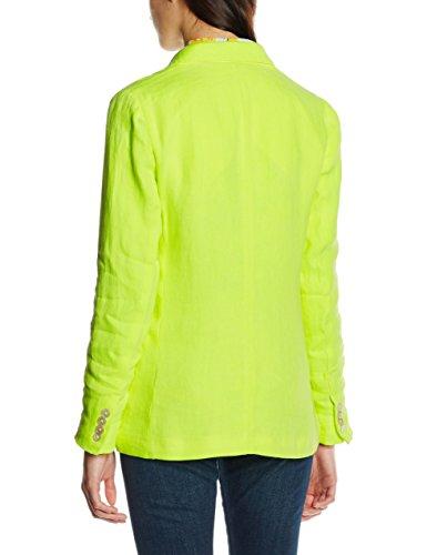 Citrus Ralph Claremont Femme Blaise Jacket Jaune Neon Blouson Polo Lauren 6x4wzqzTU