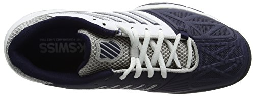K-Swiss Herren Bigshot Light 3 Tennisschuh Weiß / Navy