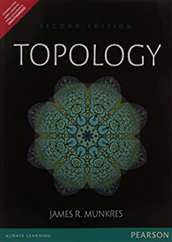 buy topology book online at low prices in india topology reviews rh amazon in Munkres Topology 2nd Edition PDF Munkres Solutions Section 20