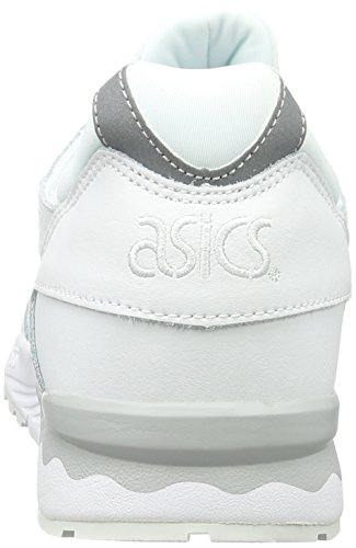 Gel Zapatillas Blanco White Adulto White V Unisex Asics Lyte O1xCC