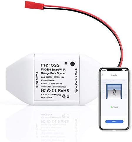 Save up to 40% on meross Smart Home Products
