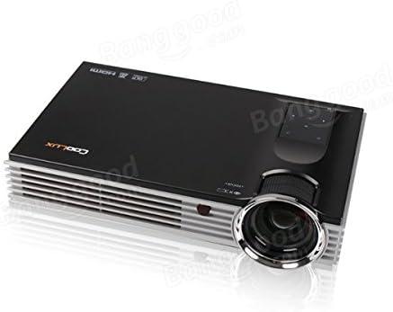 moppi coolux S2 DLP 1800LM 1280 x 800 1.3 x Zoom 3. LED Cine ...