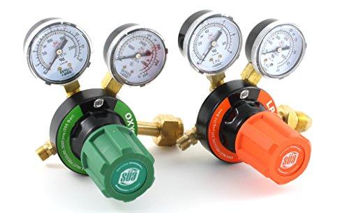 propane and oxygen regulators - 4