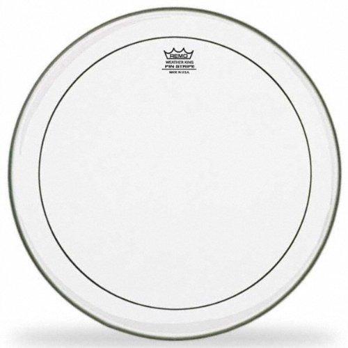 Remo Pinstripe Clear Bass Drumhead, 28
