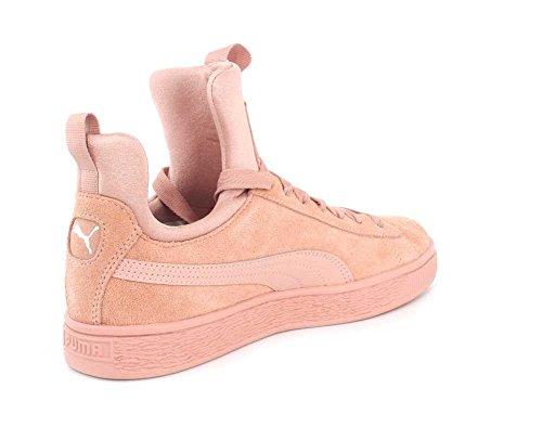 Fierce Peach PUMA Womens Beige Peach 8 Suede Beige Sneaker HcEqp