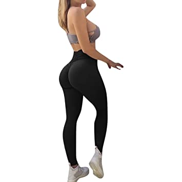Amazon.com: Yoga Pants Plus Size Soft Yoga Pants Gym Yoga ...