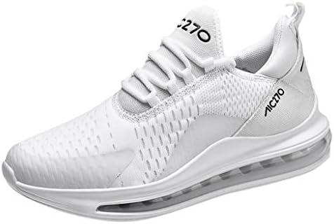 Men Solid High Top Sneakers, Male Air