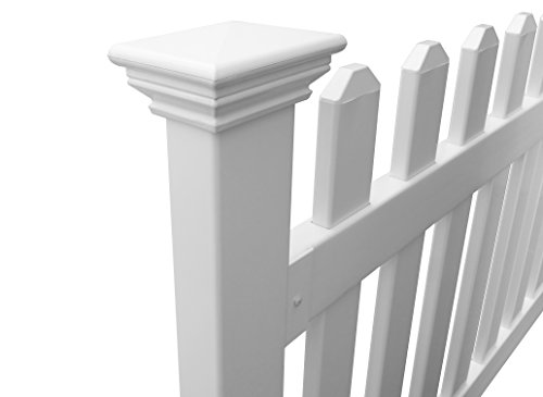 Lowes Picket Fence