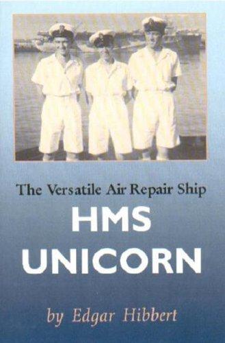 The Versatile Air Repair Ship HMS Unicorn