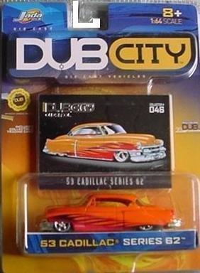 Jada Dub City Blue Chrysler Crossfire 1:64 Scale Die Cast ()
