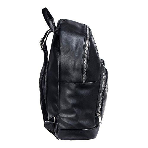 Noir à au Noir Sac Jawbreaker porté femme pour dos main Noir 7fTx4nq