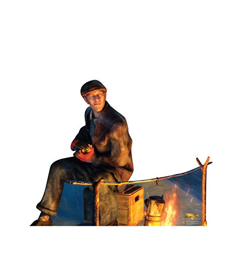bo Life Size Cardboard Cutout Standup - The Polar Express (2004 Film) ()