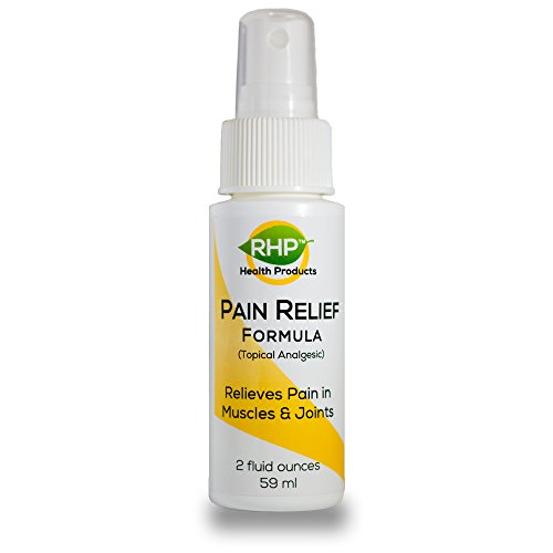 Natural Pain Relief Spray