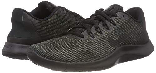noir Herren Homme Run Chaussures Anthracite Nike Gris Pour Laufschuh Noir Flex 2018 Course 002 De Fonc 1CxwfqA