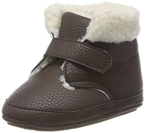 Sterntaler Baby-Schuh, First Walker Shoe, Avellana, 22 EU
