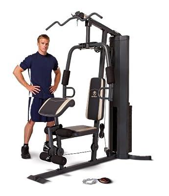 Marcy Mwm980 150-pound Stack Gym And Shroud