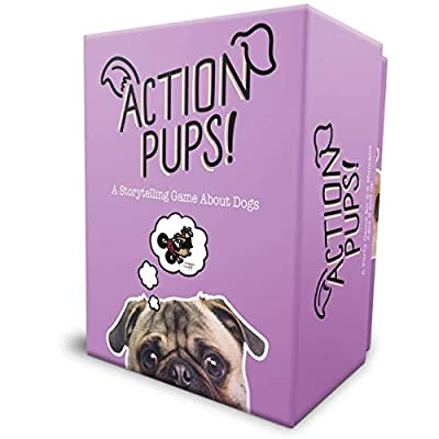 Action Pups: Toys & Games