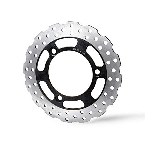 D-Modern- Motorcycle Stainless Steel Front Brake Disc Rotor For Kawasaki Ninja 250R Abs 2008 2009 2010 2011 2012