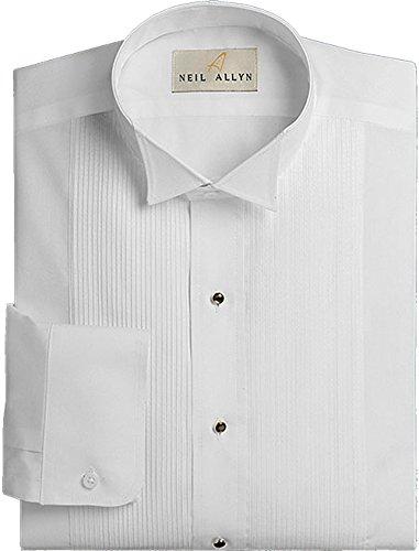 Women's Tuxedo Shirt - 1/8