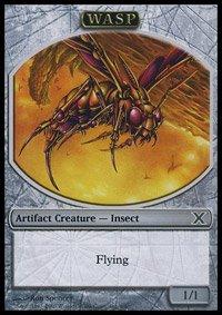 (Magic the Gathering: Wasp (10E Token) - 10th Edition)