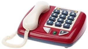 Klein 4901 - Teléfono de juguete con sonido