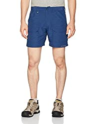 Columbia Men's Permit Ii Shorts, Carbon, Size 40 X 6