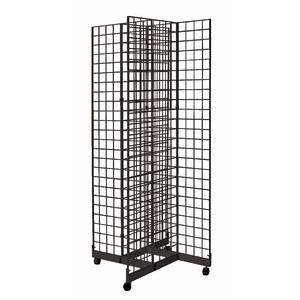4-Way Gridwall Rack by Retail Resource (Image #1)