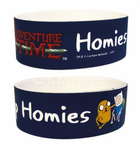 Adventure Time Homies Help Homies Rubber Wristband (Marceline Adventure Time Costume)