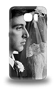 Rugged Skin 3D PC Case Cover For Galaxy S6 Eco Friendly Packaging American The Godfa Ther Drama Thriller Crime ( Custom Picture iPhone 6, iPhone 6 PLUS, iPhone 5, iPhone 5S, iPhone 5C, iPhone 4, iPhone 4S,Galaxy S6,Galaxy S5,Galaxy S4,Galaxy S3,Note 3,iPad Mini-Mini 2,iPad Air ) Kimberly Kurzendoerfer