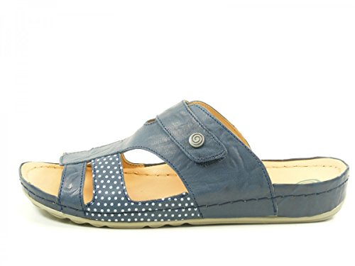 Dr. Brinkmann Femmes Femmes Chaussures De Semelle Bleu Taille 10,5 M Us
