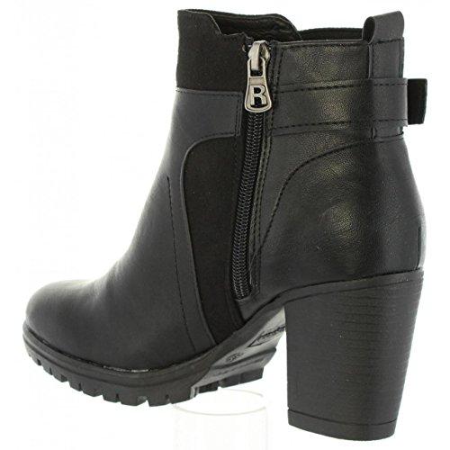 Refresh Stiefel für Damen 63642 C Negro