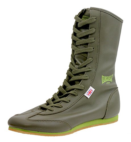 Lonsdale Women's Boxing Boot Boot Boot Khaki B073H9WMW3 Shoes c11421