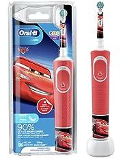 Oral-B - Kids Cars Elektrisk Tandborste, för Barn - 1 Bit