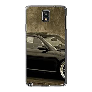 Galaxy Note 3 Zup7324NxoV Black Porsche Car Cases Covers. Fits Galaxy Note 3