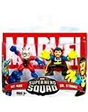 Marvel Super Hero Squad Ant Man and Dr. Strange