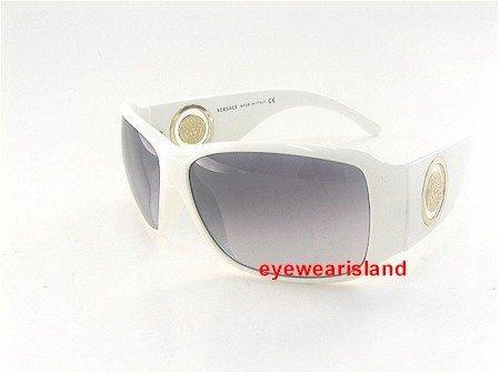 Amazon.com: Nuevo Versace anteojos de sol 4105 314/11 ...