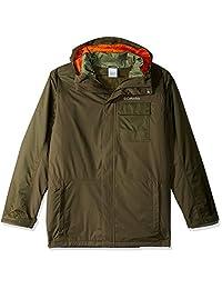 Columbia Mens Ten FallsTM Big & Tall Interchange Jacket Shell Jacket