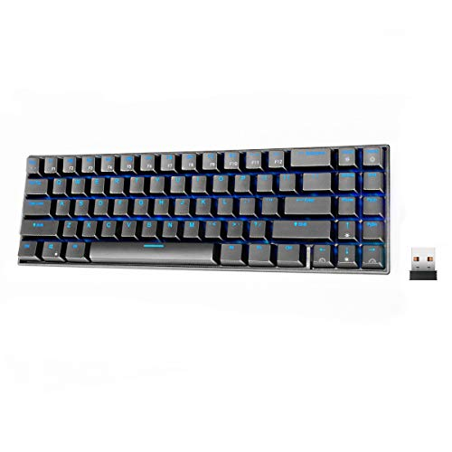 Wireless Mechanical Keyboard Ergonomic