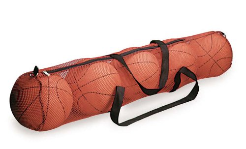 Athletic Specialties Heavy Duty Mesh Ball Bag (Holds Up To 5 Basketballs) For Sale