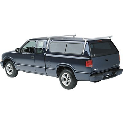Ford Ranger Hauler Rack - Hauler Racks Universal Aluminum Camper Shell Rack - For Mini Trucks with Cap, Model# C300MIN-1