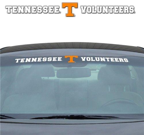 Tennessee Volunteers 35''x4'' Windshield Decal