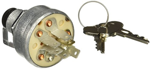Stens 430-128 Starter Switch Replaces John Deere TCA15075 Great Dane TCA15075 John Deere AM101561 Great Dane AM101561