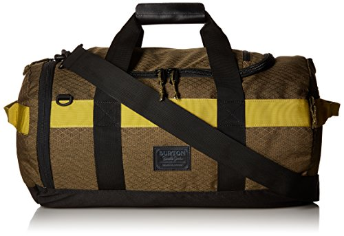 Diamond Ripstop Burton Bag 40 Heather Jungle L Small Duffel Backhill cUUzqx84w7