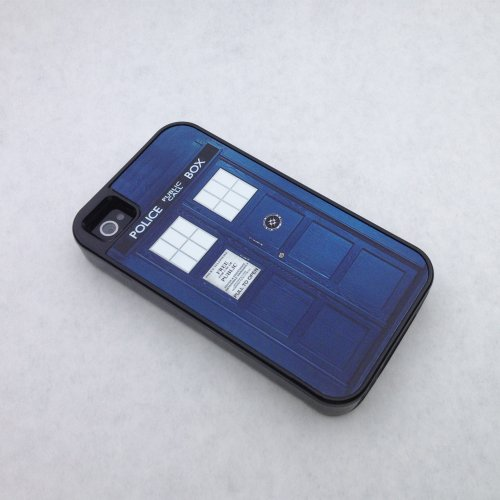 Doctor Who TARDIS Tough iPhone 4 / 4S Case