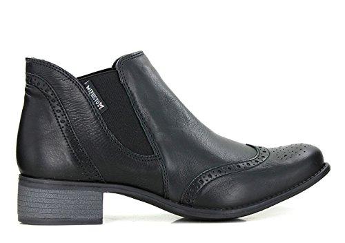 Black Boots Eleonore Mephisto Bottines Femme wqPzY