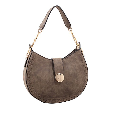 MKF Farrow Stone K Grey Aisha Mia Bag by Shoulder Crossbody Collection Owq8rO