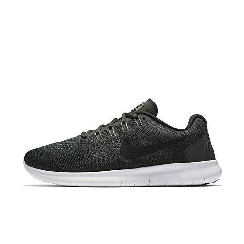Hombre Black Black Sneakers Nike hot 2 Vintage Free Rn Sequoia 300 Punch Green vWqa04x