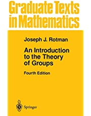 An Introduction to the Theory of Groups (Volume 148)