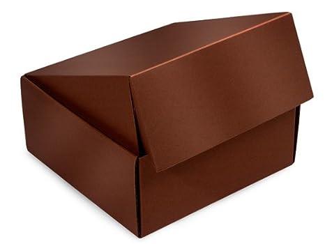 Amazon.com: Decorativos – Cajas de envío Chocolate Gourmet ...